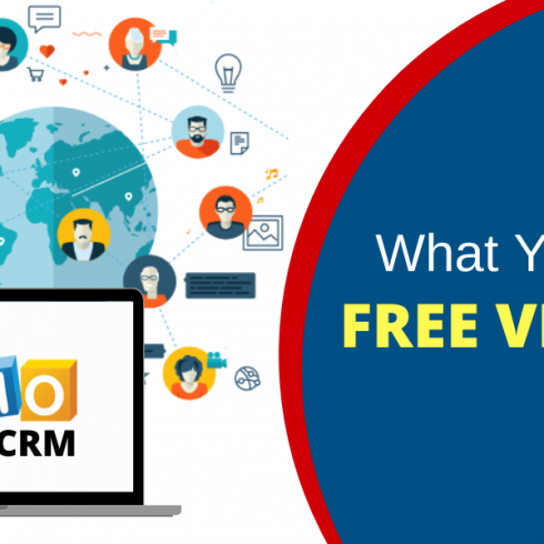 Zoho CRM - What You Get in Free Version