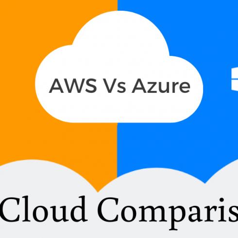 AWS Vs Azure Cloud Comparison
