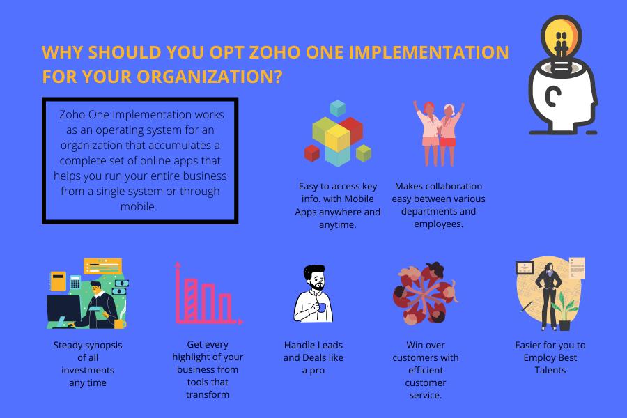 Zoho One Implementation